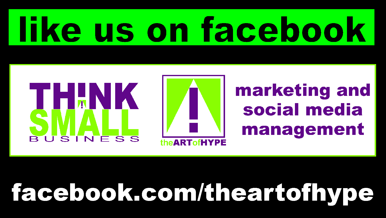LINK to our Facebook Page. PLEASE LIKE US!