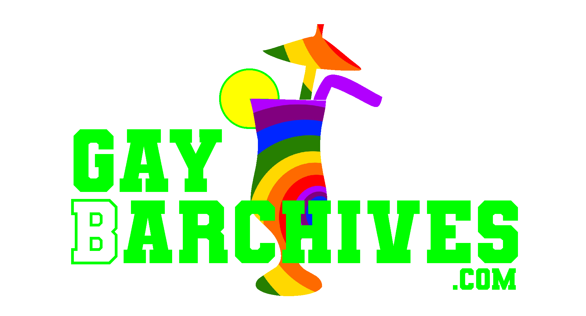 Building the World's Largest Collection of the logos and stories of gay bars from the past. This colossal undertaking is documented at GayBarchives.com